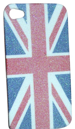 Other BRAND NEW iPhone Case 4 4s One Direction British Glitter cell phone case cover