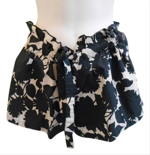 Moschino Mini/Short Shorts Black and White