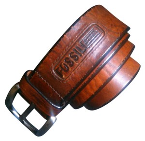 Fossil REDUCED! Fossil Leather Belt
