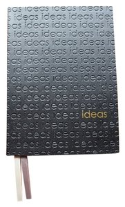 Éccolo Eccolo World Traveler black ideas notebook
