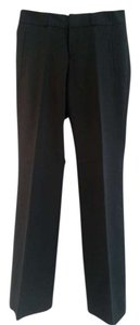Banana Republic Trouser Black Pant Sateen Trouser Pants