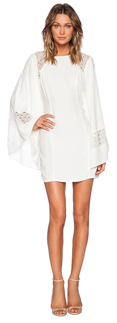 Preload https://item5.tradesy.com/images/bless-ed-are-the-meek-swing-dress-white-3763039-0-0.jpg?width=400&height=650