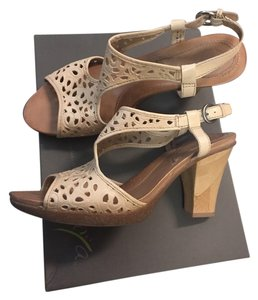 Franco Sarto Natural Sandals