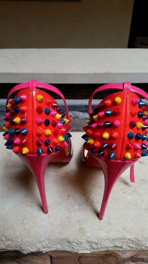 Christian Louboutin #colorful #designer #heels #investment Multi Pumps