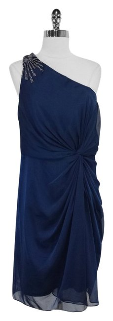Preload https://item1.tradesy.com/images/adrianna-papell-navy-embellished-mid-length-cocktail-dress-size-12-l-3764170-0-0.jpg?width=400&height=650