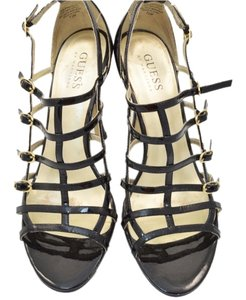 827ff7cdb72 Guess By Marciano High Heel Caged Sexy Heels Style Main Staple Coach Black  Sandals