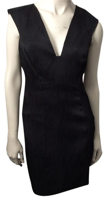 Black Halo short dress Black on Tradesy