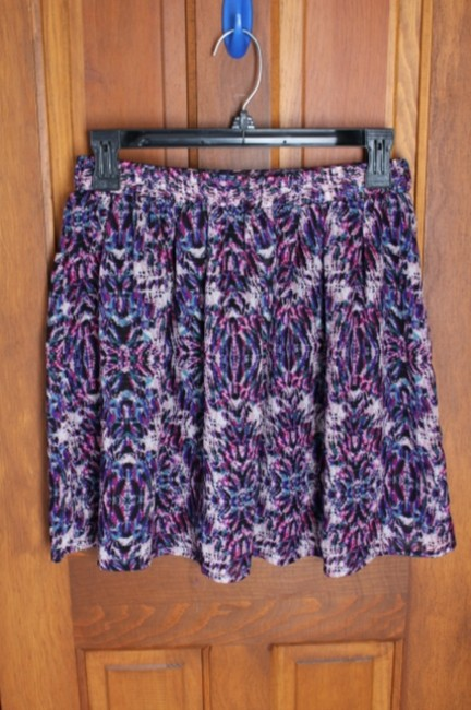 Mossimo Supply Co. Mini Target Mini Skirt Purple