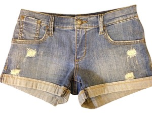 BCBGMAXAZRIA Shorts Denim