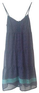 Mossimo Supply Co. short dress Dark Blue on Tradesy