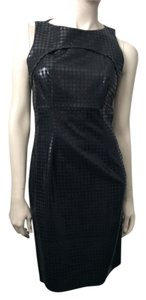 Jonathan Saunders short dress Black on Tradesy
