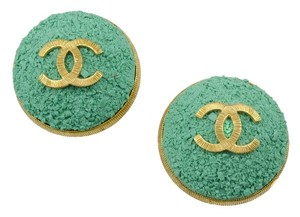 Chanel Chanel OVersized VintageEarrings