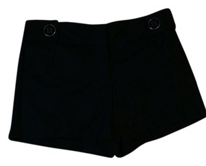 Just Ginger Bow Mini/Short Shorts Black