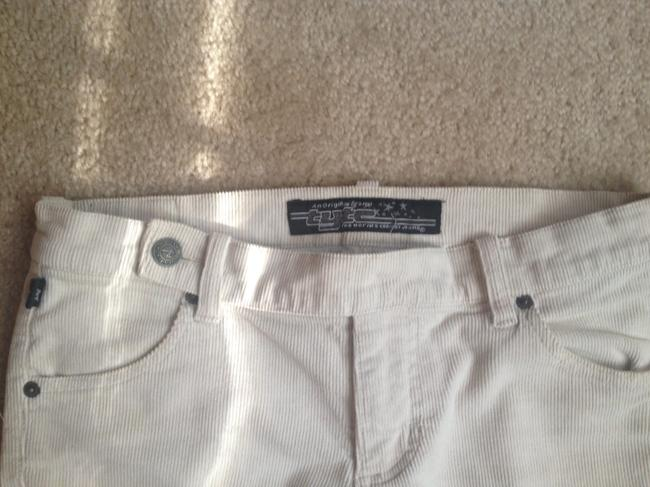 Tyte Jeans Flare Pants White