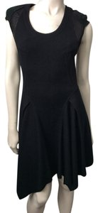 Helmut Lang short dress Black on Tradesy