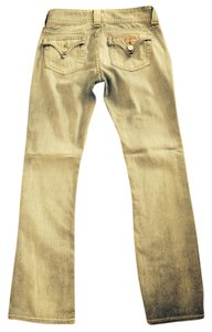 Hudson Jeans Boot Cut Jeans-Light Wash