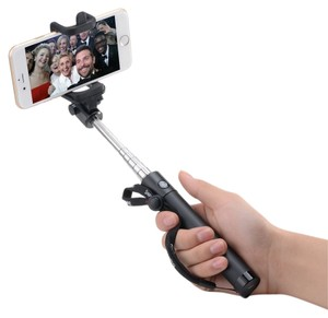 Other Selfie Stick Extendable Pole Bluetooth Self Shooting Monopod