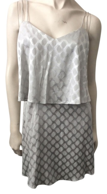 Preload https://item1.tradesy.com/images/halston-grey-above-knee-cocktail-dress-size-0-xs-3768235-0-0.jpg?width=400&height=650