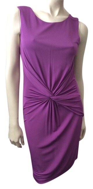 Preload https://item5.tradesy.com/images/halston-purple-above-knee-workoffice-dress-size-2-xs-3768484-0-0.jpg?width=400&height=650