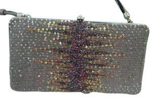 Bruno Magli Sparkly Formal Sequins Shoulder Bag