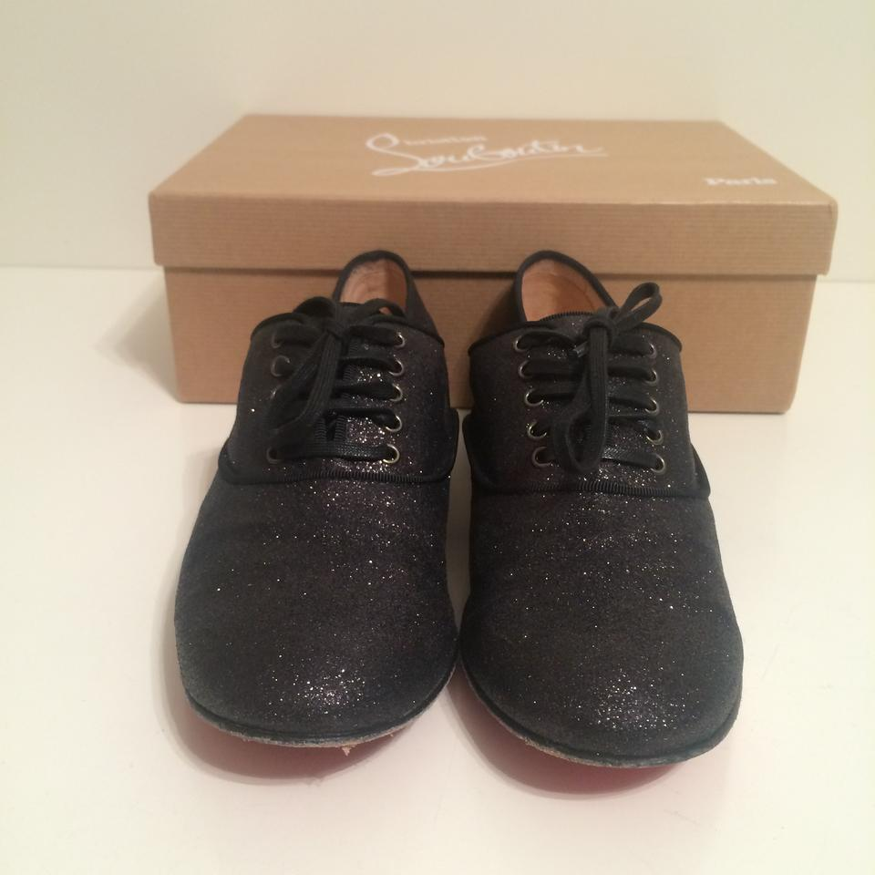christian louboutin fred oxfords