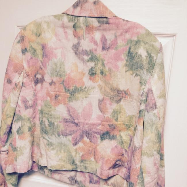 Doncaster Pink,Mint Green,Orchid Jacket