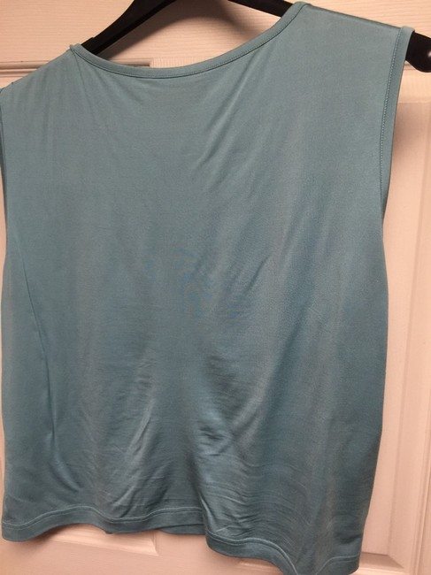 Doncaster Top Turquoise