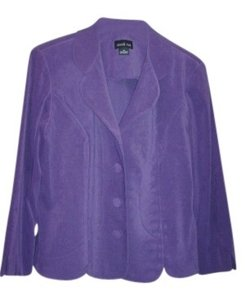 Leslie Fay Leslie Fay Plum Dress Suit