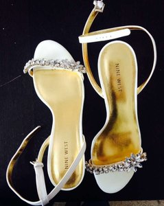 Nine West White Offcourse Formal Size US 8