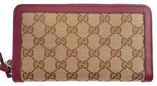 Gucci Gucci Zip Wallet