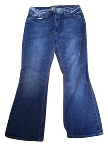 Fusion Jeans Boot Cut Jeans-Medium Wash