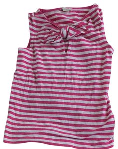 Kate Spade Top pink striped