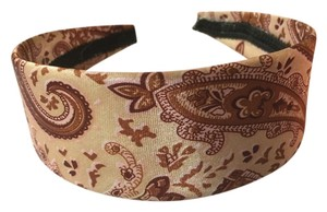 Other Paisley Printed Headband