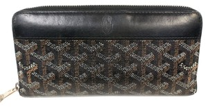 Goyard Goyard Signature Leather Zippy Long Wallet 8 Card Slot