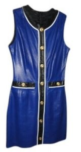 North Beach Leather Michael Hoban Dress