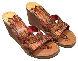 Icon Multi/20s Wedges