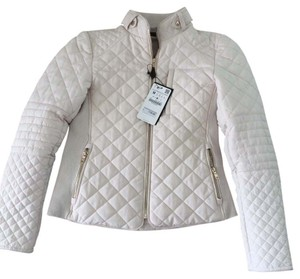 Zara New With Tags White Jacket