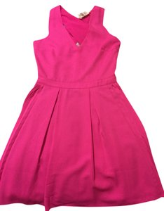 Altar'd State short dress Pink Openback on Tradesy