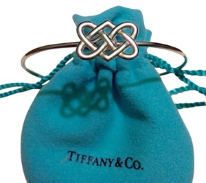 Tiffany & Co. T&Co. Celtic Love Knot Bangle