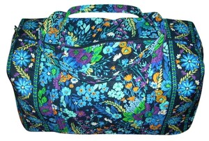 Vera Bradley Midnight Blues Travel Bag