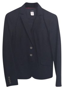 J.Crew Stretch Wool Pin-Stripe Suit Jacket