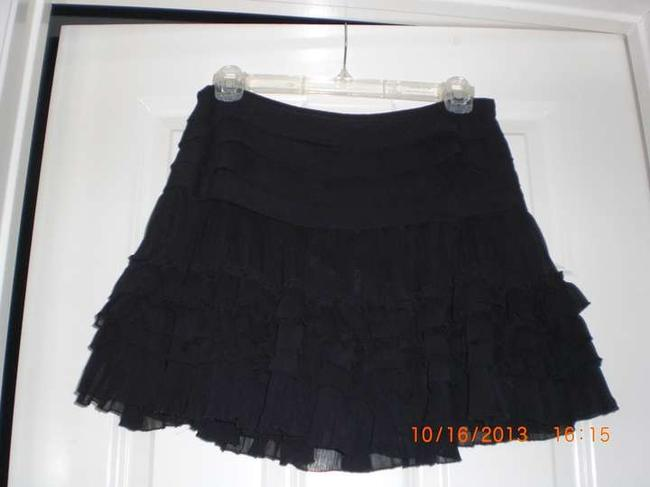 XOXO Skirt Black