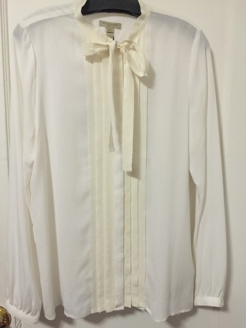 Burberry Top White