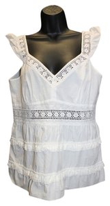 INC International Concepts White Top