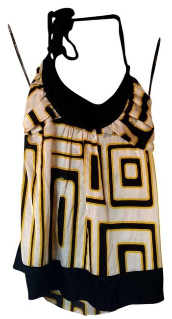 Preload https://img-static.tradesy.com/item/377440/bebe-cream-gold-and-black-night-out-top-size-2-xs-0-0-650-650.jpg