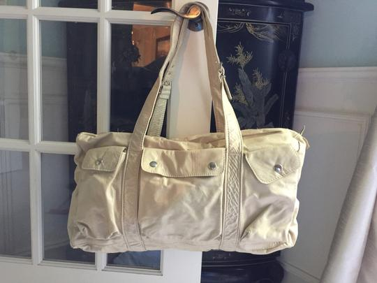 Not Rational Ivory Travel Bag
