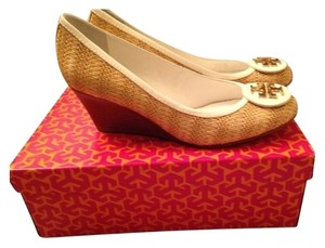 Tory Burch Natural/Bleach Wedges