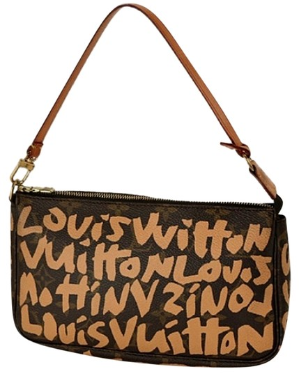 Preload https://item5.tradesy.com/images/louis-vuitton-pochette-sprouse-handbag-peach-graffiti-and-monograms-browns-canvas-leather-baguette-3775384-0-0.jpg?width=440&height=440