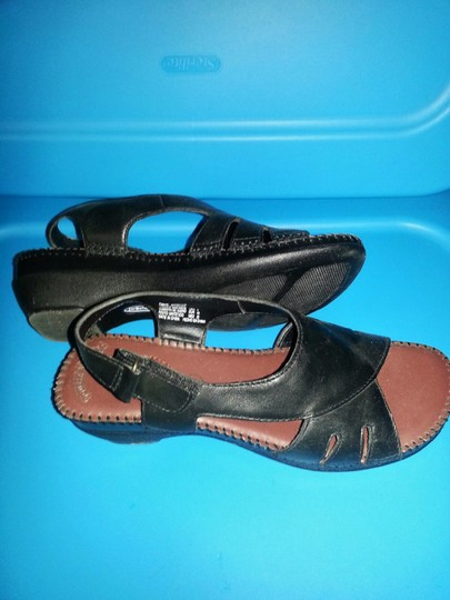Dr. Scholl's Black Sandals