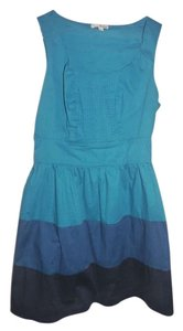 Be Bop short dress Blue on Tradesy